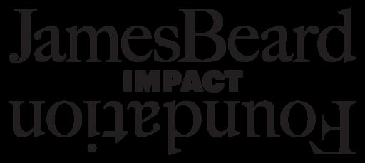 James Beard Impact Program Logo